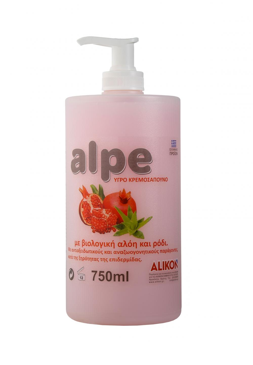 ALPE ΑΛΟΗ & ΡΟΔΙ 750 ml